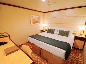 Cabina interior. Princess Cruises