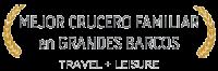 Premio Mejor crucero Familiar en Grandes Barcos