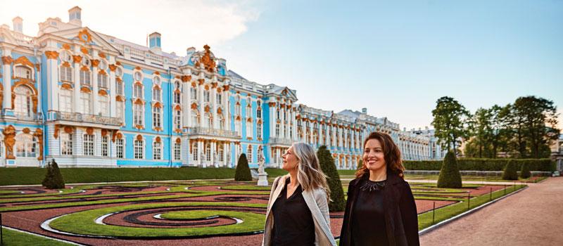Princess: El mejor itinerario en Escandinavia y Rusia