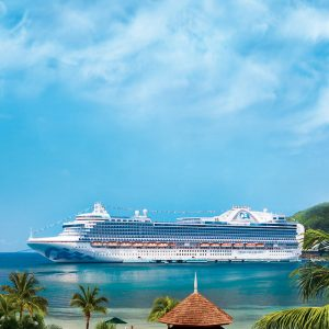 Cruceros Princess en Caribe