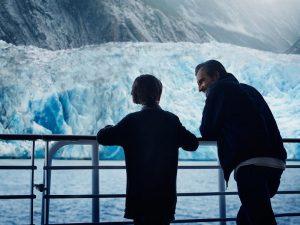 Glaciares en el sur de la Patagonia