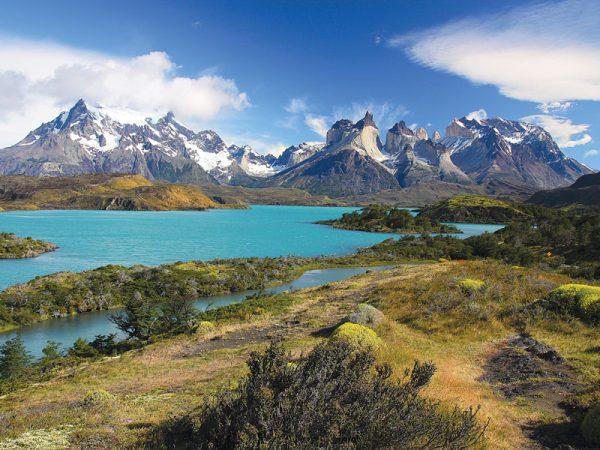 Lago Escondido, Patagonia