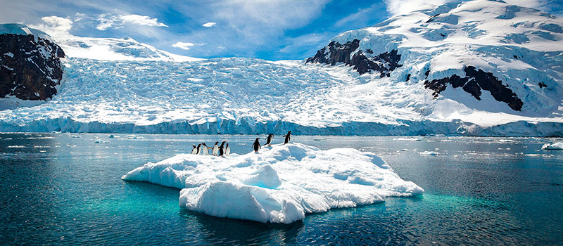 Princess. Nuevos itinerarios en Patagonia y Antártida