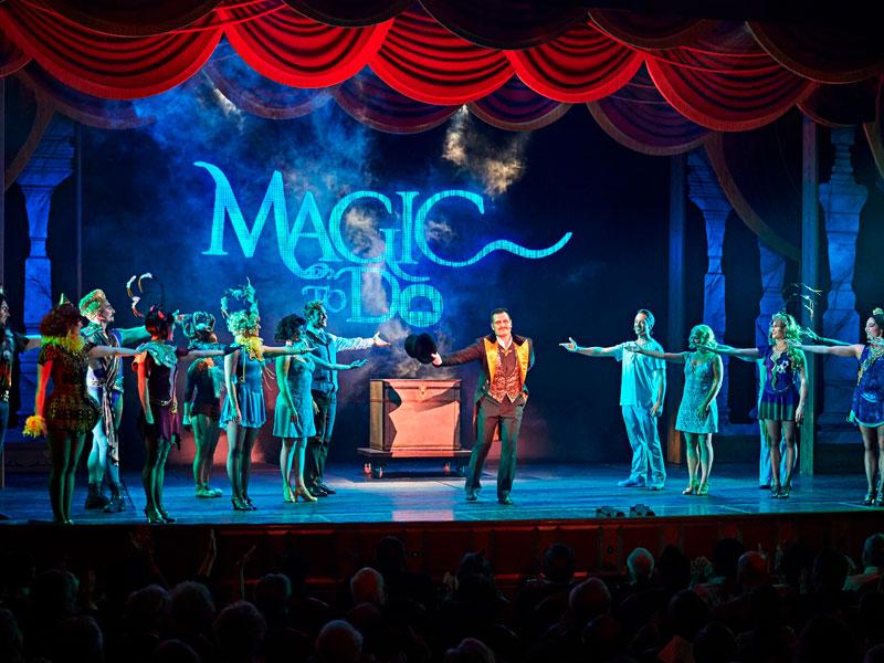 Magia en el Teatro de Princess