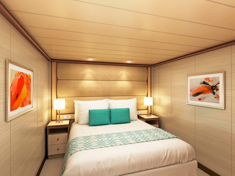 Cabina Interior Sky Princess