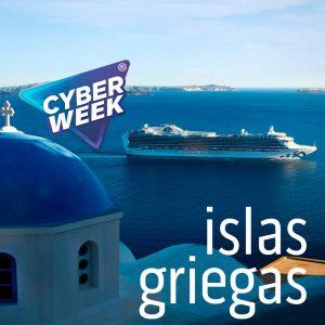 Cyber Monday Islas Griegas